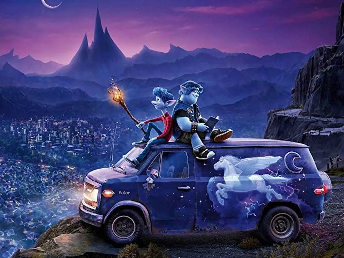 Disney/Pixar's Onward Review: Frozen For Boys