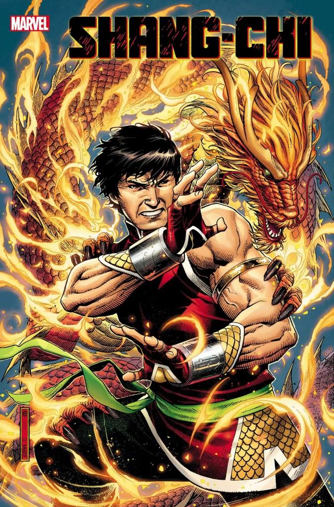 Prepare for 'Shang-Chi' #1 this June from Gene Luen Yang, Dike Ruan, and Philip Tan