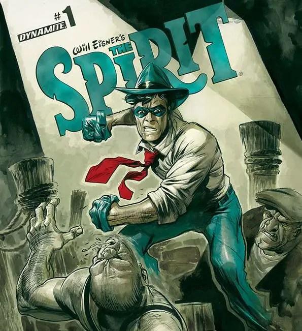 'Will Eisner's The Spirit Returns' Retro Review