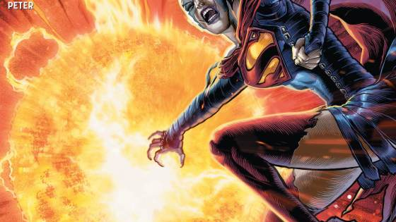 DC Preview: Supergirl #40
