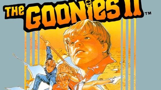 The Goonies II R Good Enough.