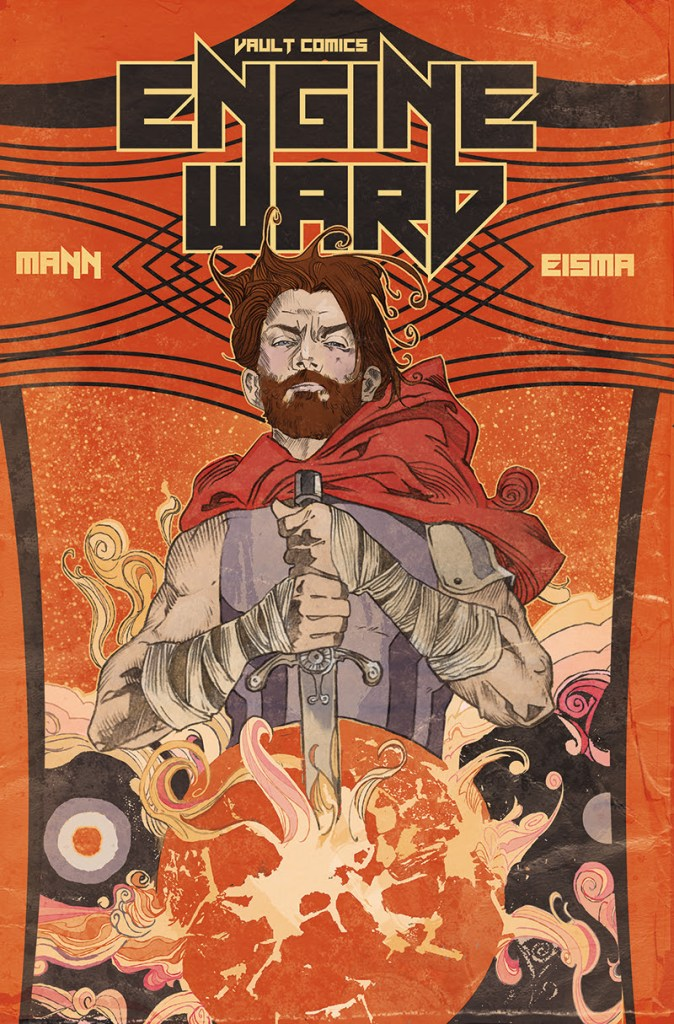 Vault Comics announces sci-fi fantasy series Engineward coming June 2020