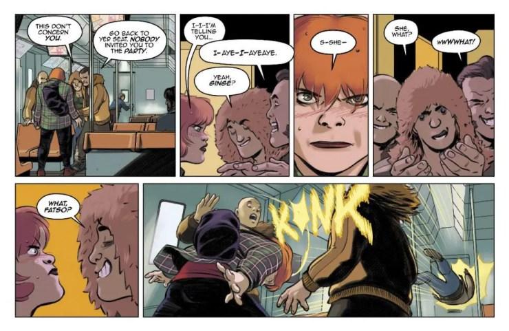 BlackHand & IronHead web comic receives print edition