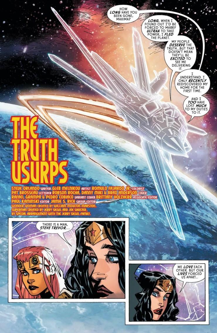 DC Preview: Wonder Woman #754