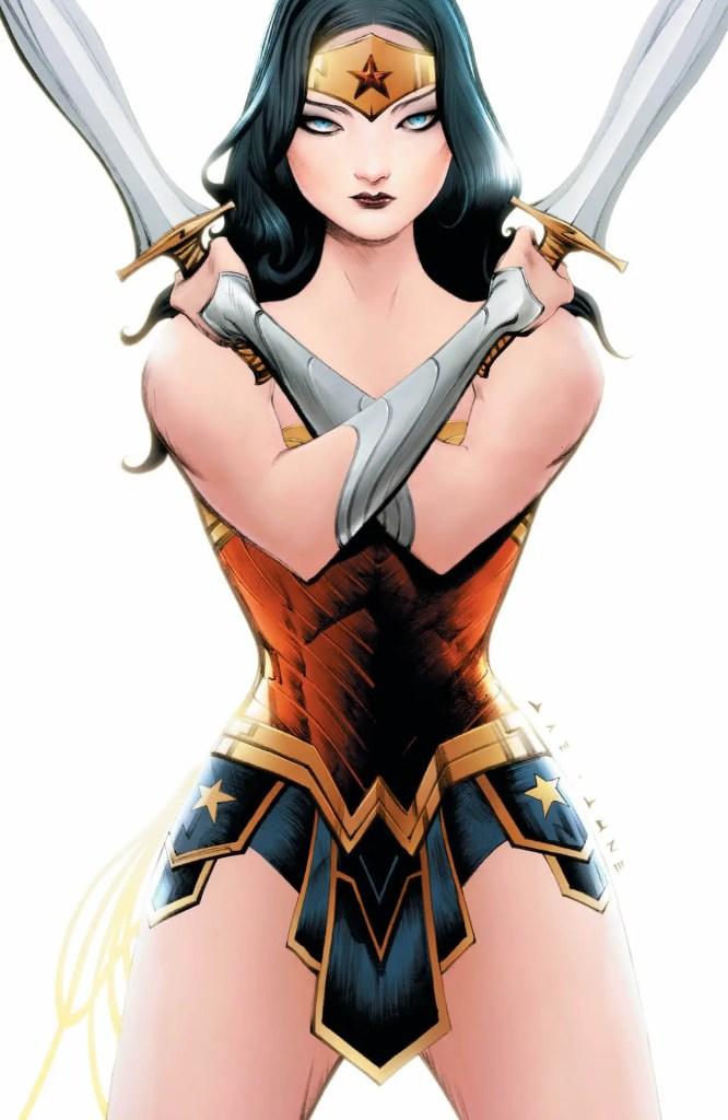 DC Preview: Wonder Woman #753