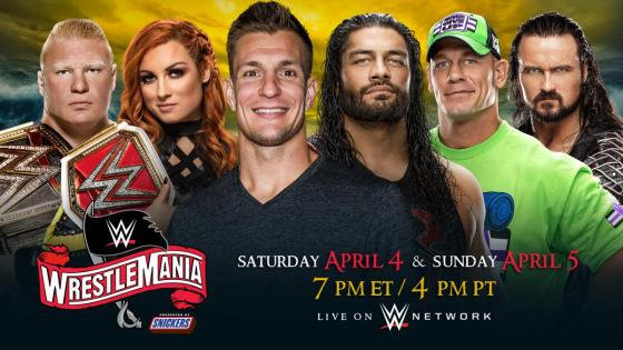No one is in the mood for WrestleMania.