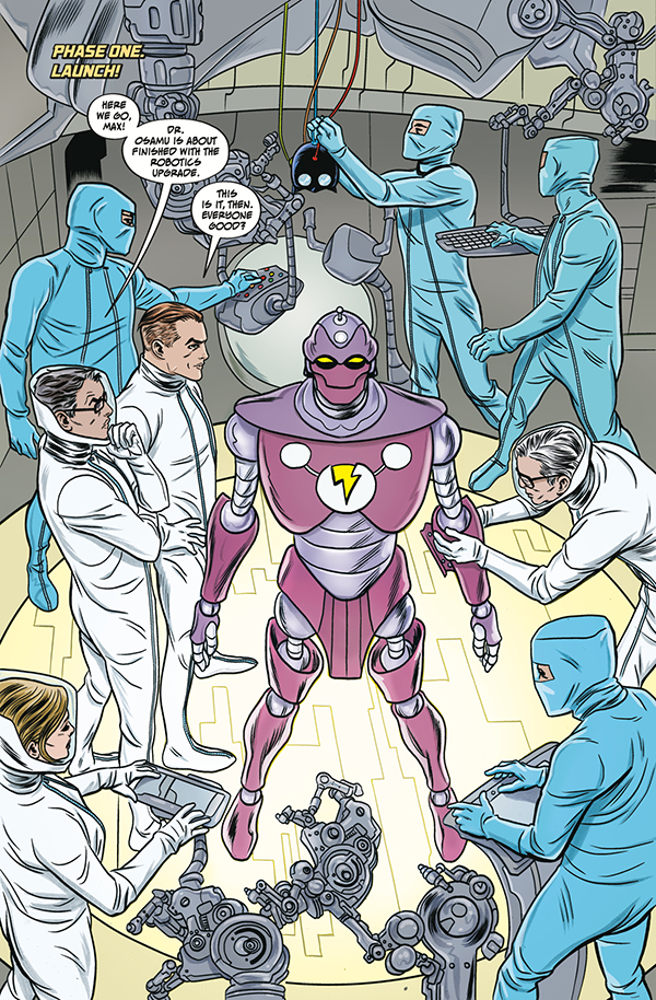 X-Ray Robot #1 Review