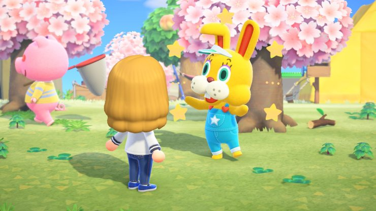 Bunny Day and Earth Day announced for Animal Crossing: New Horizons