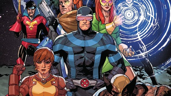 Hickman reinvents the X-Men while remembering what makes them so special.