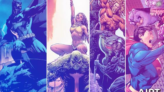 No new comics? Check out the first week titles from DC Comics' DC Digital First program