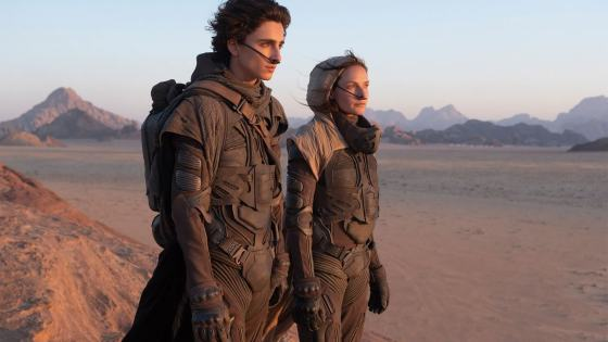 Get your first look at the members of House Atreides.