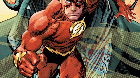 DC Preview: Flash: Fastest Man Alive#1