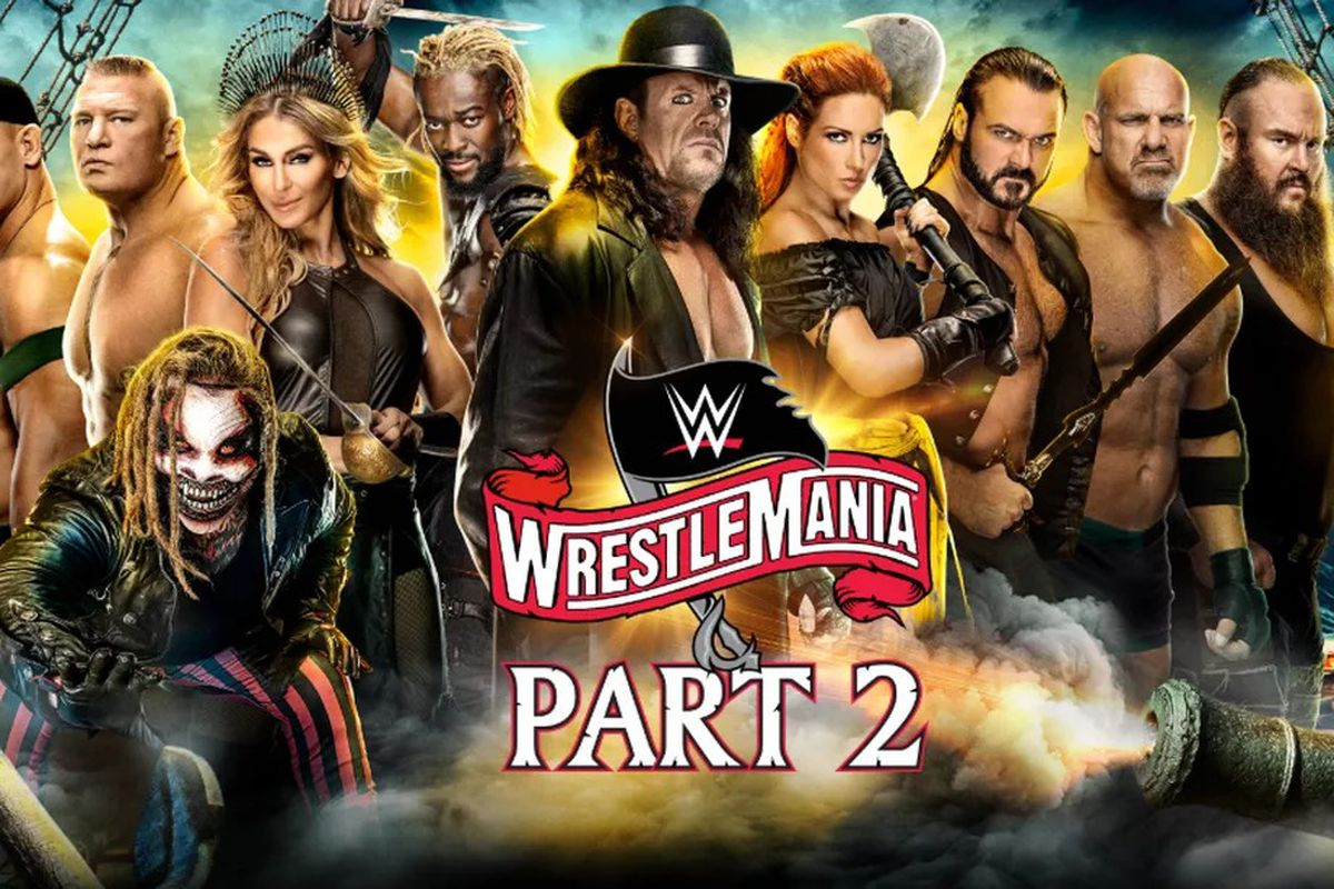 WWE WrestleMania 36 (Night 2) Review