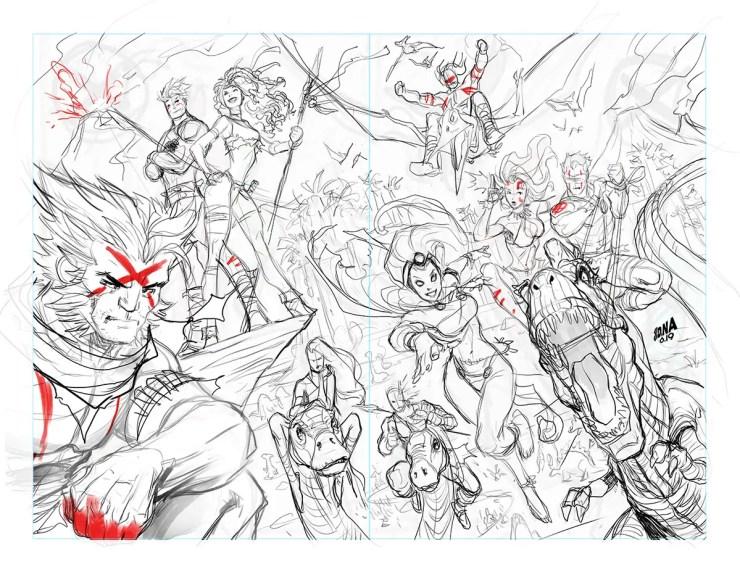 X-Men Monday #55 - Creator Spotlight: Artist David Nakayama