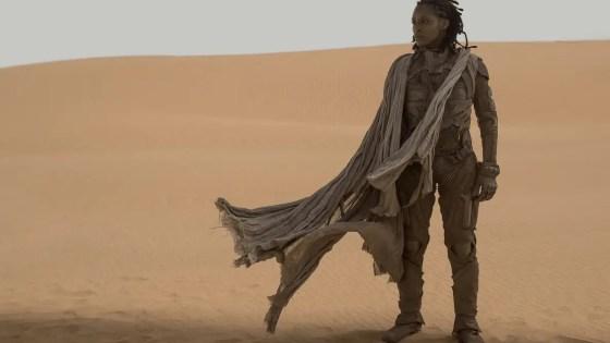 Upcoming Dune movie gender swaps Liet Kynes