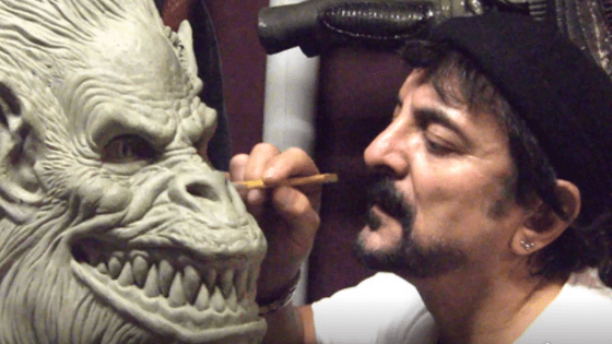 Tom Savini joins Joe Bob and Darcy!
