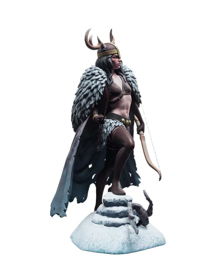 Go full 'Heathen' with newly revealed statue from Natasha Alterici's Vault series