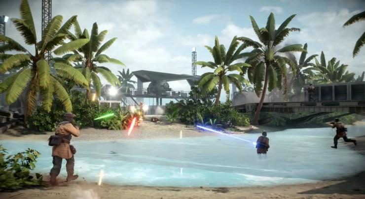 Star Wars Battlefront 2: Battle of Scarif