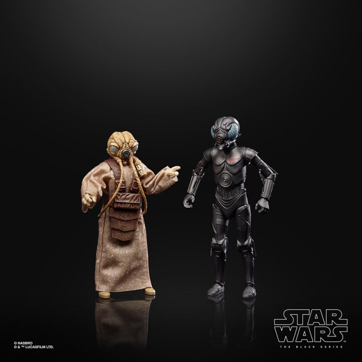 Hasbro Pulse reveals new Star Wars action figures on Fan First Friday