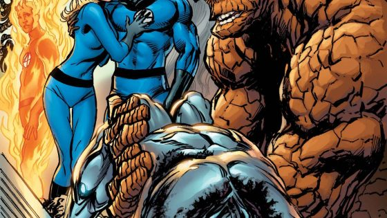The Fantastic Four get a fantastic creative team this August in Neal Adams and Mark Waid.