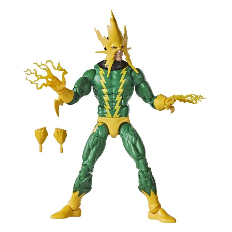 Marvel Legends Retro Electro