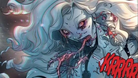 Mirka Andolfo's Mercy #2