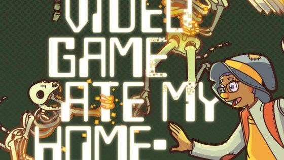 'My Video Game Ate My Homework' is a triumph