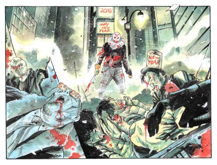 AfterShock Preview: Maniac of New York #1