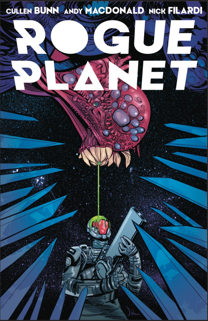Rogue Planet variant cover Kyle Strahm