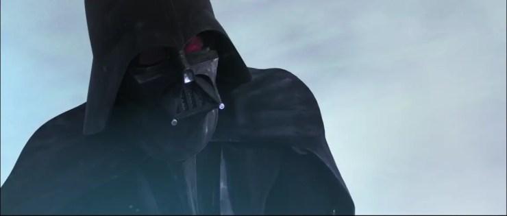 Clone Wars: Vader ponders Ahsoka's fate