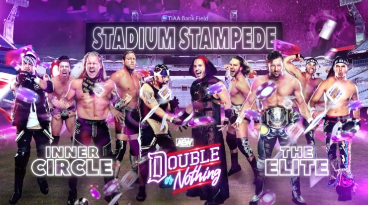 AEW Double or Nothing - Stadium Stampede