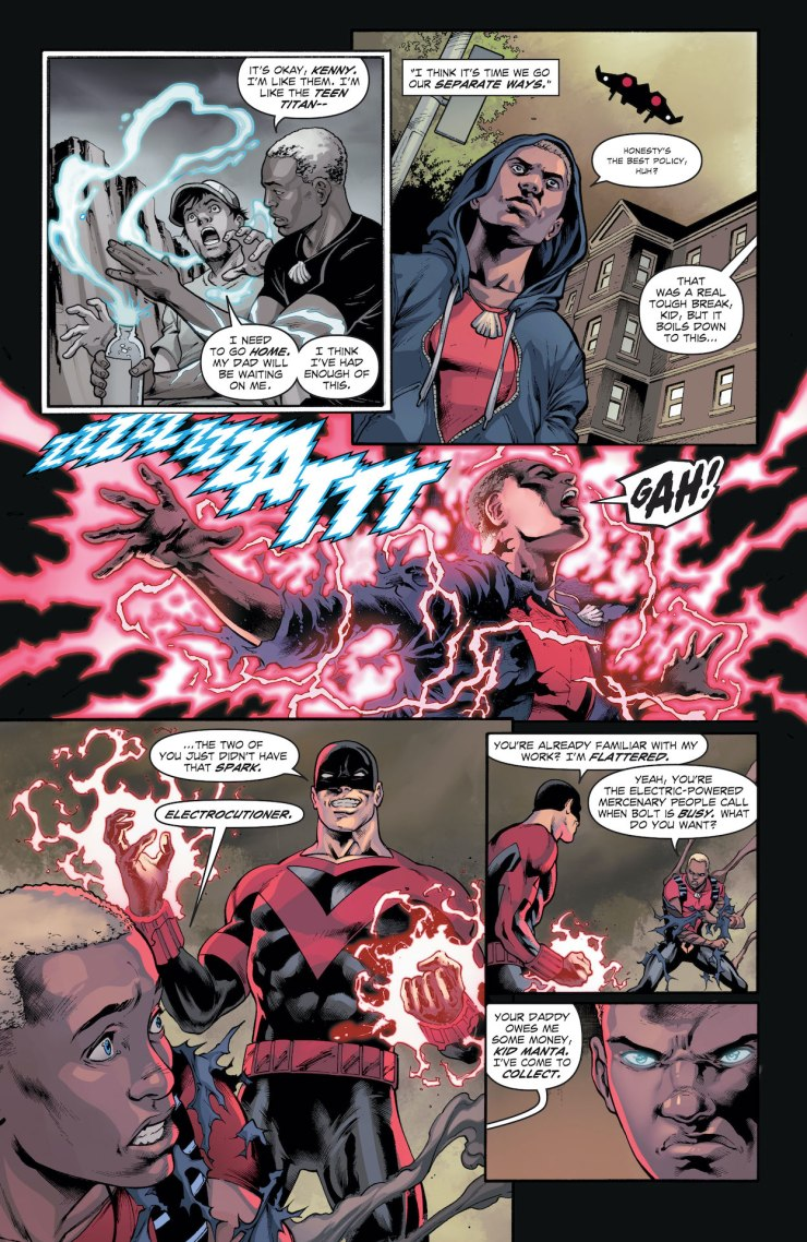 DC Preview: Aquaman: Deep Dives #4