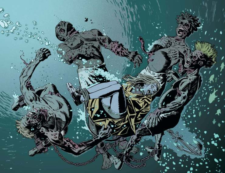 DC Preview: Basketful of Heads #7