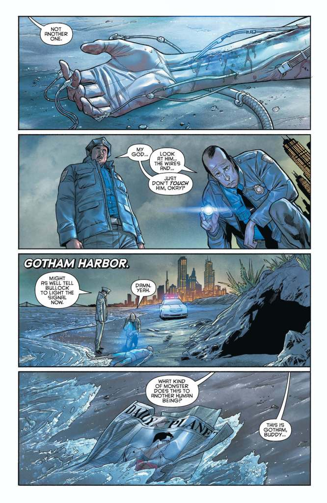 DC Preview: Batman/Superman #9