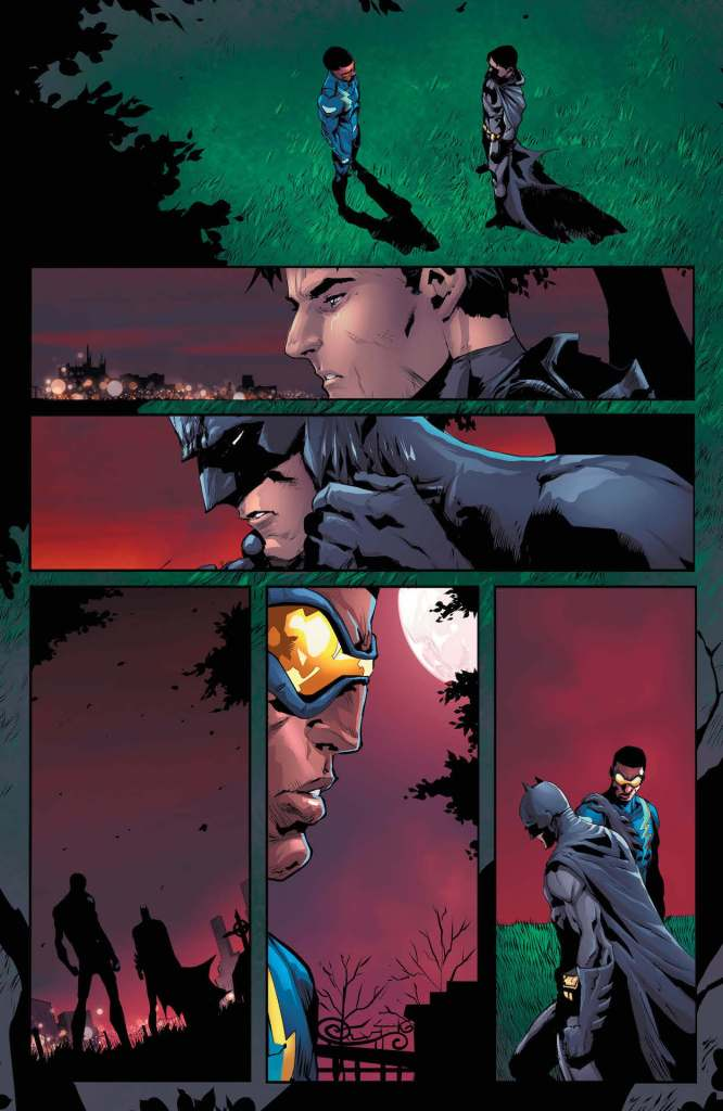 DC Preview: Batman And The Outsiders #12