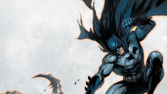 An interesting take on Batman and a major cliffhanger make this worth a look.