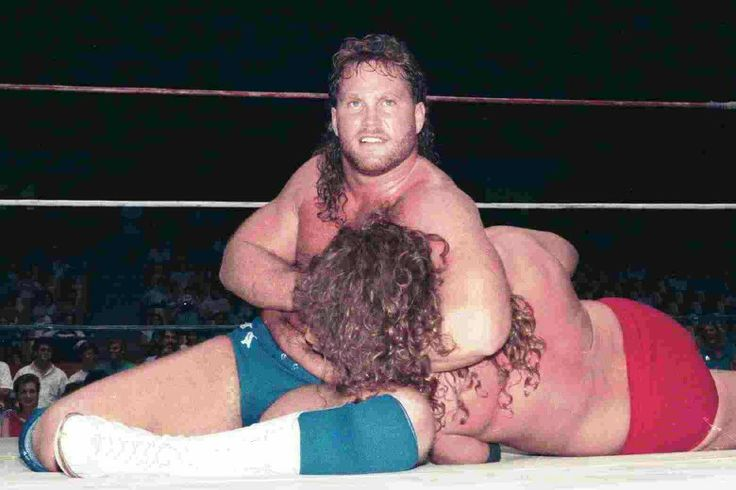 A Mark's Eye View: Wrestlers whose popularity was wasted