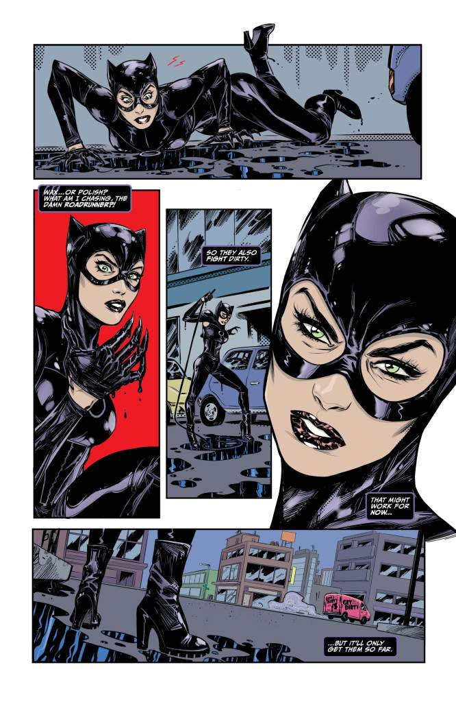 DC Preview: Catwoman #22
