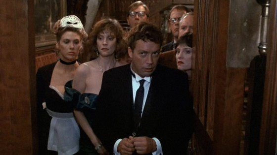 Clue on Adventures in Movies!