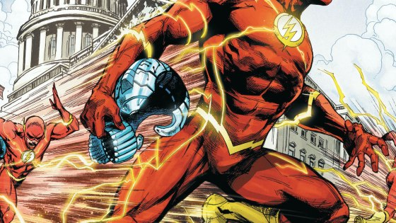 Barry Allen's world is turned upside down when he learns that everything he knows is wrong!