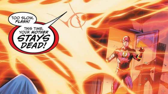 Barry Allen may be the greatest Flash, but Reverse-Flash may be more necessary than ever.