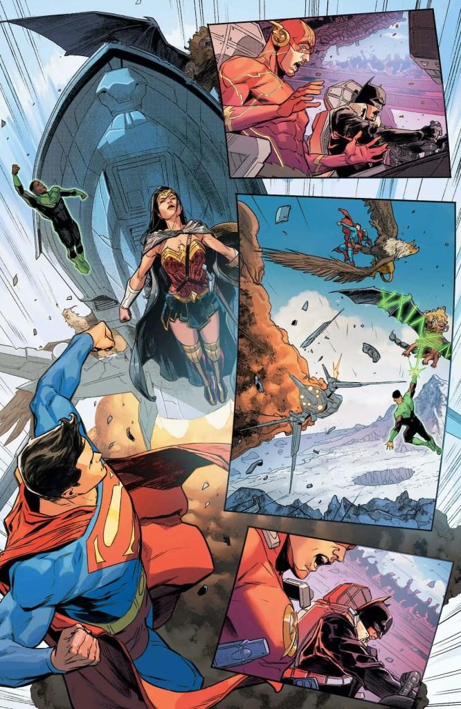 DC Preview: Justice League #44