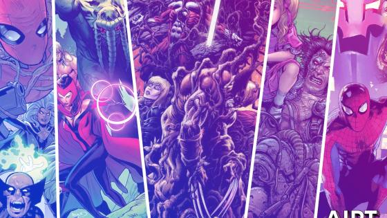 The August Marvel Comics solicitations are here and they offer some interesting early looks at what is to come.