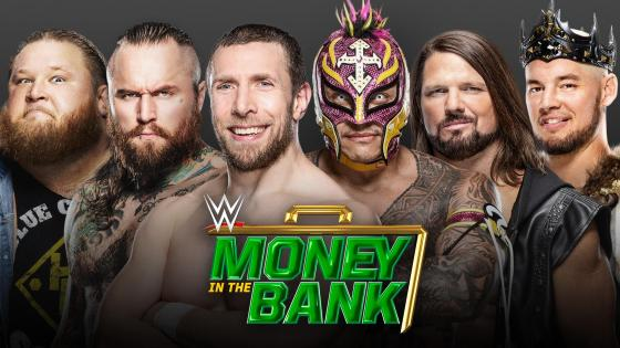 Poor Taste Wrestling podcast episode 103: Money in the Bank Predictions