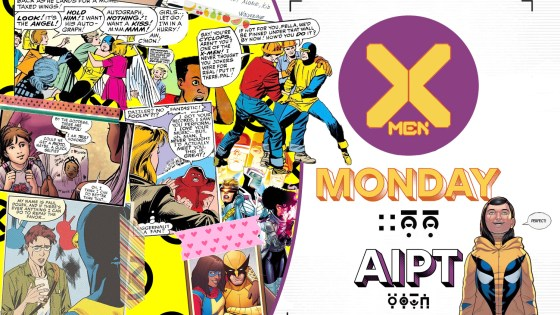 Giant-Size X-Men Monday #57 - X-Fanstravaganza With Jordan Blum and Vita Ayala