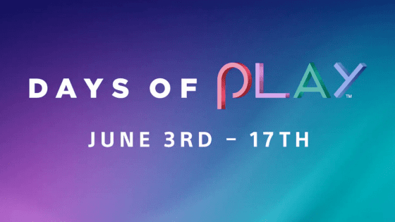 PlayStation Days Of Play 2020 PS4 sales announced