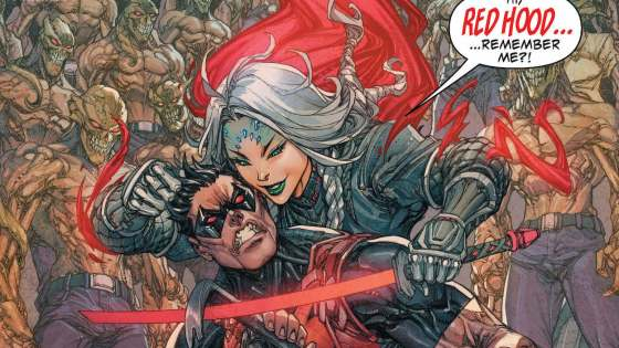 Red Hood, Artemis, and Bizarro have battled many threats together...but they've never faced a veritable army of the damned!