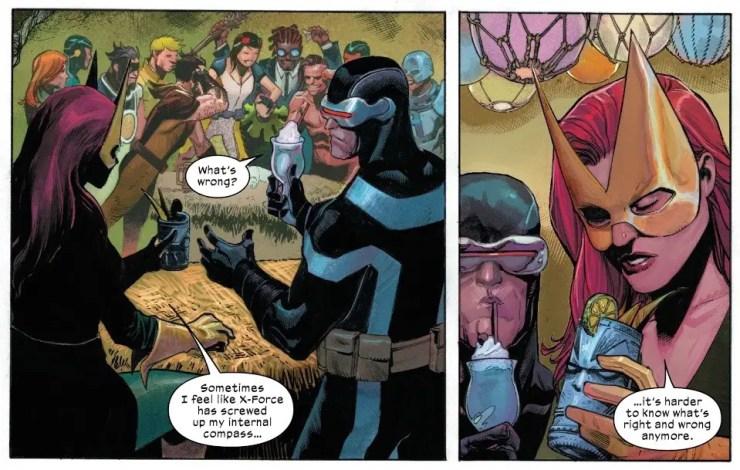 X-Men Monday #61 - Creator Spotlight: X-Force's Joshua Cassara