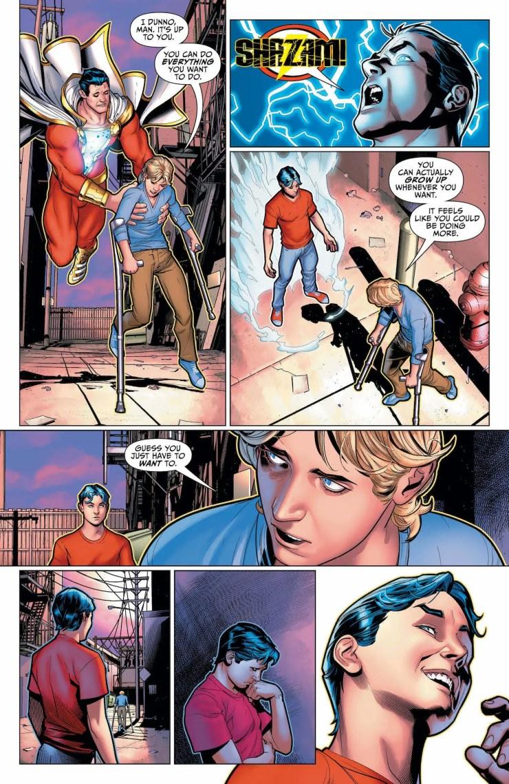 DC Preview: Shazam! #12