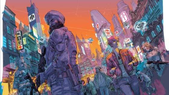 Kickstarter Alert: Duncan Jones and Alex De Campi launch 3rd chapter in sci-fi 'Moon' trilogy